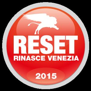 Logo RESET Venezia
