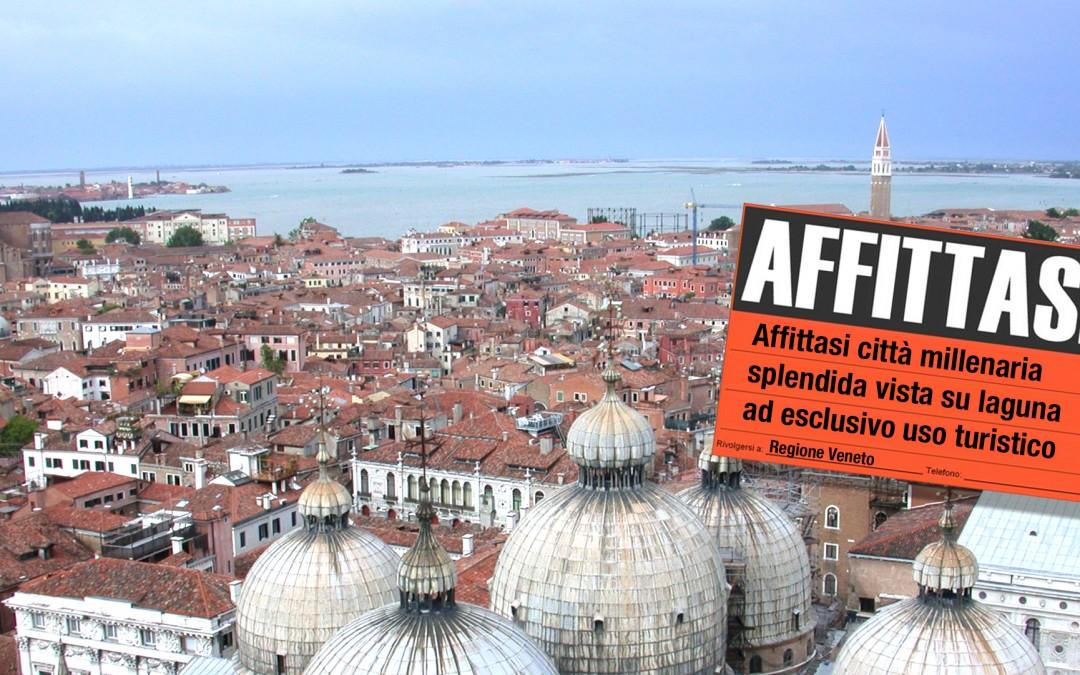 Legge Regionale sul Turismo, Licenza di uccidere Venezia