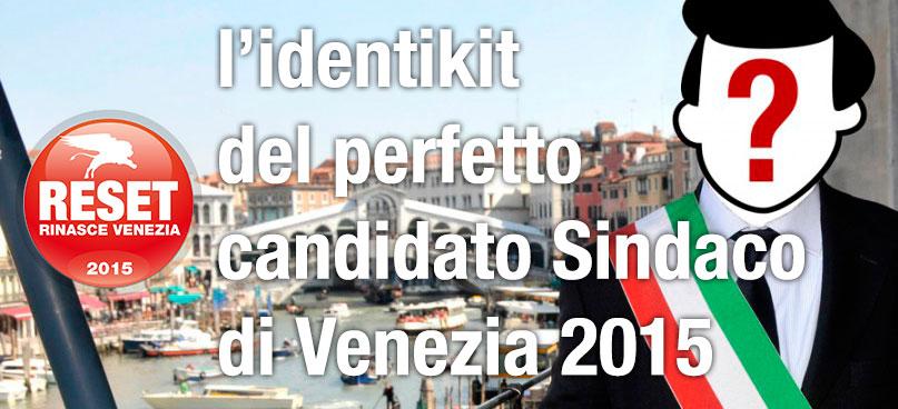 Ecco il candidato Sindaco ideale per Venezia 2015 secondo il nostro sondaggio