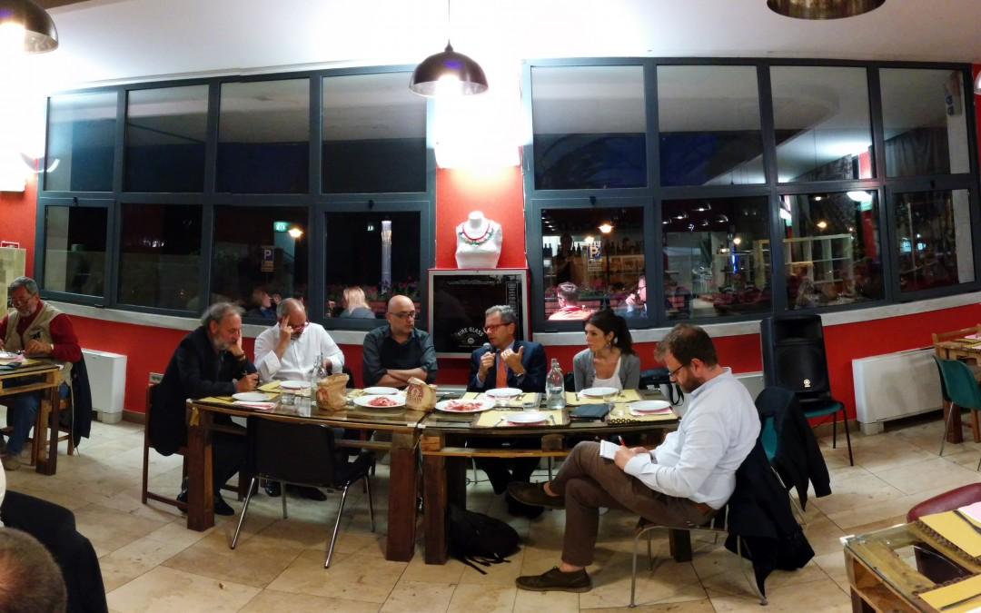 Aggiungi un voto a tavola con Gian Angelo Bellati candidato sindaco per Venezia