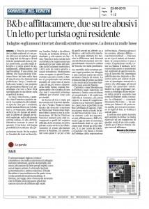 Il Corriere del Veneto – 23 08 2015
