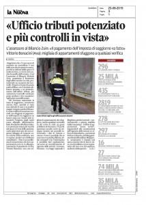 La Nuova Venezia – 23 08 2015