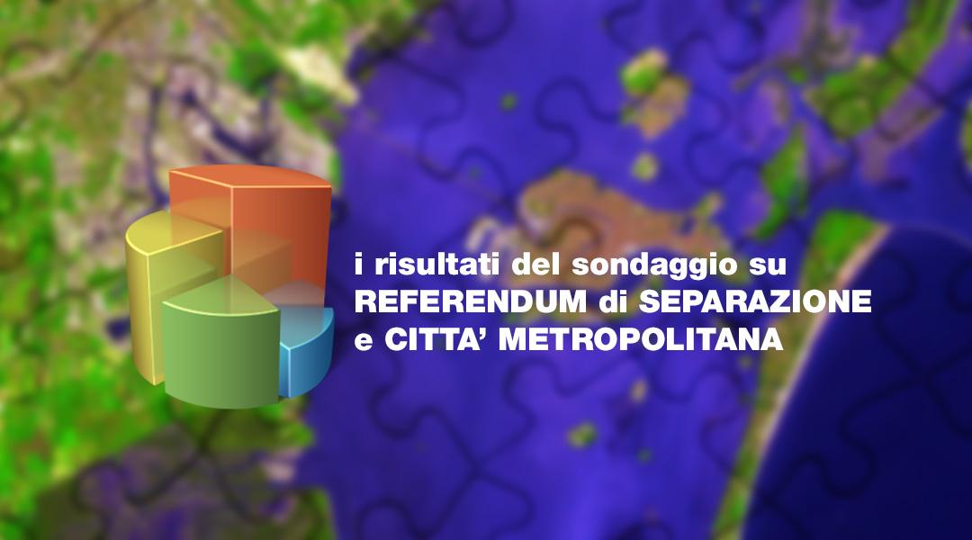 I risultati del sondaggio su Referendum e Città Metropolitana di Venezia