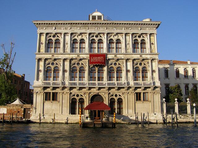 Altra tegola sul Casinò di Venezia